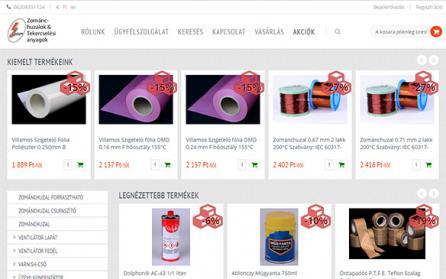 db862b937d25 www.zotek.hu Zománchuzalok és tekercselési anyagok webáruháza